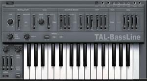 TAL-BassLine Free VST