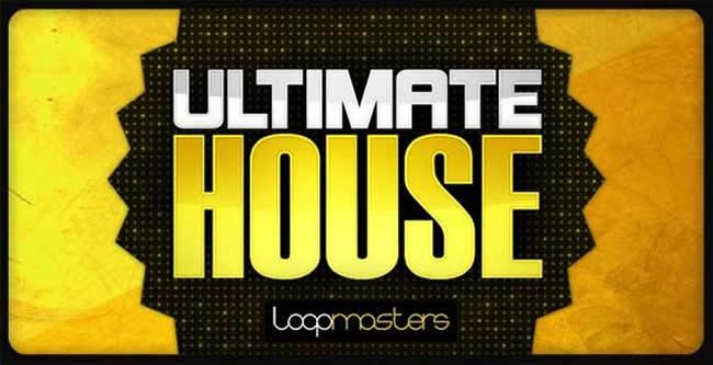 Loopmasters Ultimate House Bundle