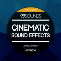 Free: Cinematic Sound Effects Sample Pack by 99Sounds
