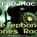 Telephone Tones: Free Ableton Live Pack by AfroDJMac