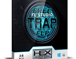 Free: FL Studio TRAP FLP Template by Hex Loops