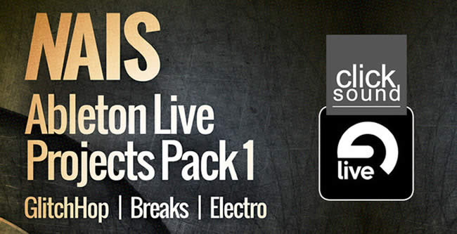 Click Sound Ableton Live Projects Templates