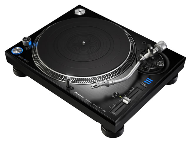 PLX-1000 Direct Drive Turntable by Pionner