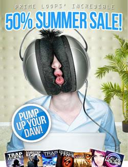 Prime Loops Summer Sale 2014