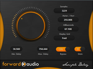 SampleDelay Free VST Plugin