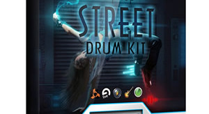 Hip Hop Street Drum Kit Sample Pack