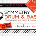 Break – Symmetry Drum and Bass Sample Pack by Loopmasters