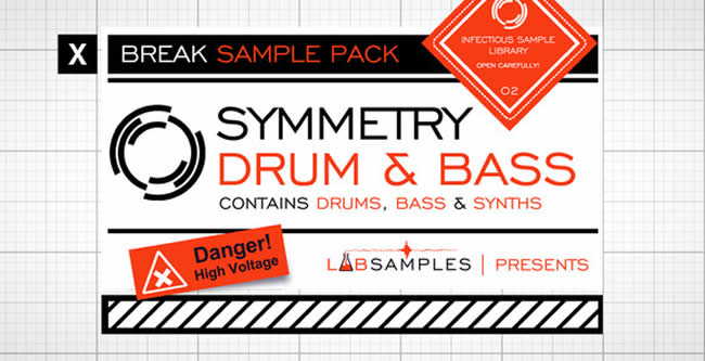 Drum and Bass Loops Samples pack