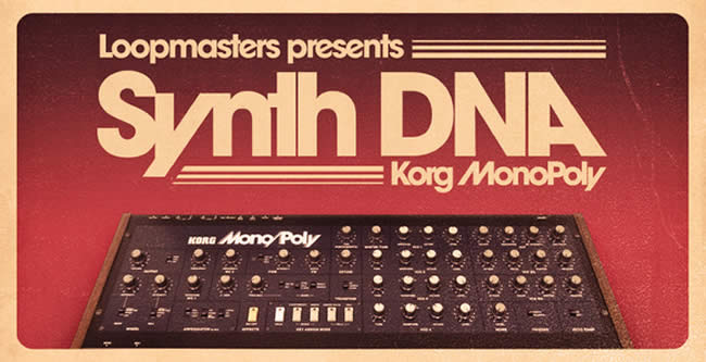 Loopmasters DNA Synth Pack