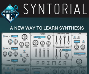 Syntorial - Ultimate Synthesizer Tutorials