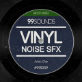 Free: Vinyl Noise SFX Sample Library by 99Sounds