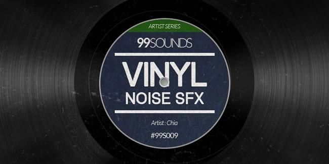 Vinyl Noise SFX Sounds