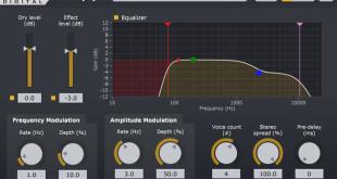 Multiply Free Chorus VST Plugin Effect