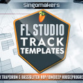 FL Studio Track Templates for Trap by Singomakers