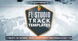 FL Studio Track Templates Projects
