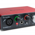 Scarlett Solo USB Audio Interface by Focusrite