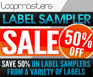 Loopmasters Label Sampler Sale