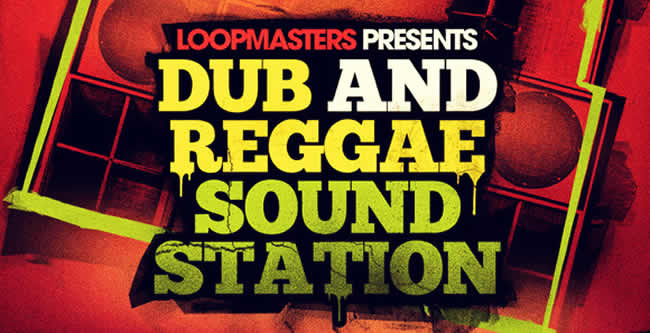 dub and reggae sound station sample pack by loopmasters. Black Bedroom Furniture Sets. Home Design Ideas