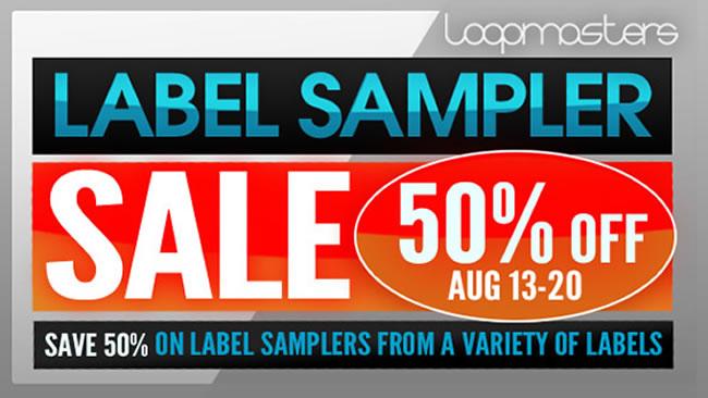 Loopmasters Label Sampler Sale