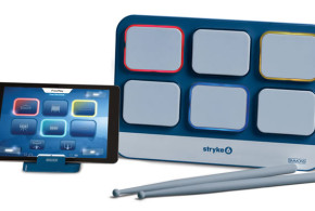 Stryke6 iPad Drum Controller by Simmons