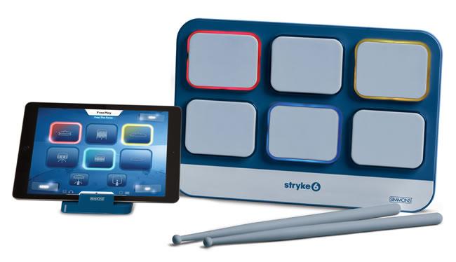 Simmons Stryke6 iPad Drum Controller