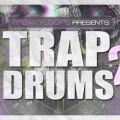 Trap Drums 2 Sample Pack by Freaky Loops