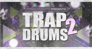 Trap Drums Samples Loops Vol 2