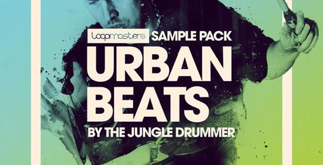 Urban Beats Live Drum Samples