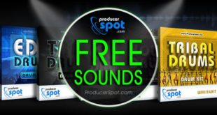 Free Sounds Drum Samples