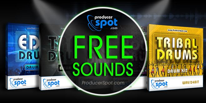 Download Free Drum Sample Packs