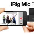 iRig Mic Field Announced by IK Multimedia
