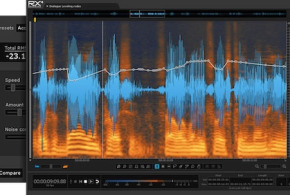 RX4 – Audio Repair Software by iZotope