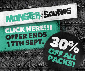 Monster Sounds Promotion