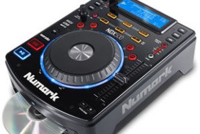NDX500 Media Player and Controller by Numark