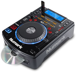 Numark NDX500 Media Player and Controller