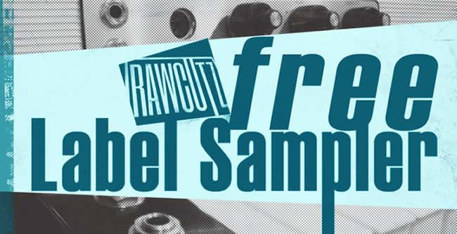 Free Label Sampler 2 Sample Pack