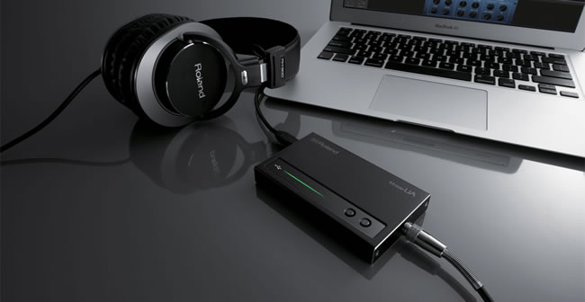 Mobile UA - USB Audio Interface by Roland