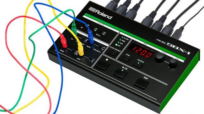 SBX-1 Sync Box - Synchronization Hub by Roland