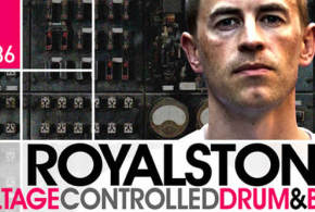 Royalston – Voltage Controlled Drum n Bass by Loopmasters