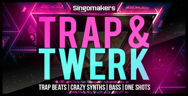 Trap Twerk Loops and Samples
