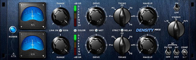 Density mkIII Free Compressor