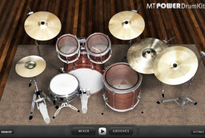 Free MT Power Drum Kit 2 VST/AU Plugin by Manda Audio