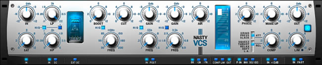 NastyVCS by Variety Of Sound Free VST