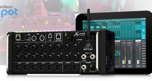 Behringer X AIR iPad Android Mixer