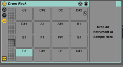 Ableton Live Quick Tip – Expanding Your Drum Rack