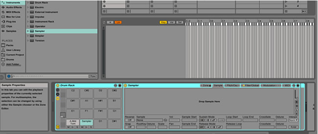 Ableton Drum Rack Tips