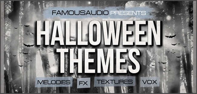 Halloween Themes Famous Audio