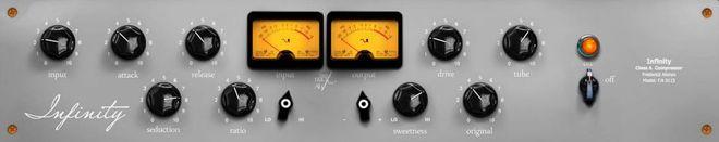Infinity Free VST Compressor