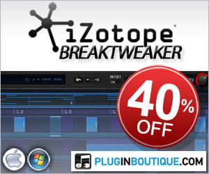 iZotope BreakTweaker