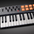 New Oxygen MIDI Keyboard Controllers Released by M-Audio